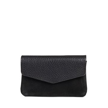 Faith coin purse - suede