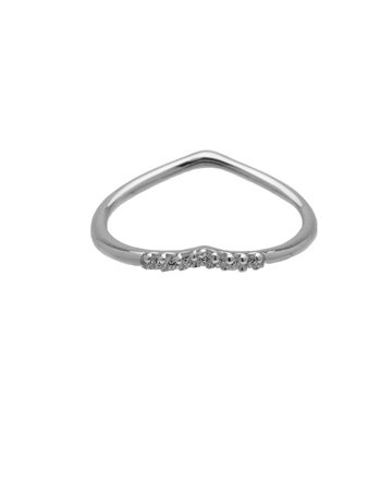 Adelina ring - Silver
